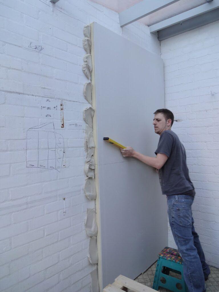 Oblaganje Zidova 1.